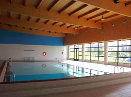 Apartamento Jardin Golf Rioja, Сируэнья (рядом с городом Villarejo)
