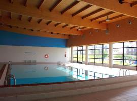 Apartamento Jardin Golf Rioja, Cirueña (Alesanco yakınında)