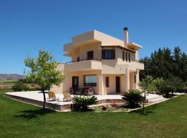 Villa Allegra, Korfalónas