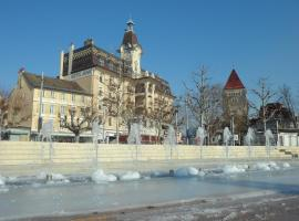 Hotel Aulac, Лозанна