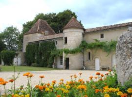 Château de la Tour du Breuil, Le Breuil (рядом с городом Charmant)