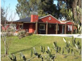 La Salmina, Tandil (Villa El Cacique yakınında)