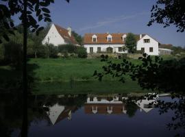 Apartmány Radost, Kamenný Újezd (Záluží yakınında)
