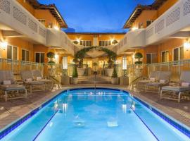 Sun Harbour Boutique Hotel, Miami Beach