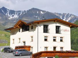 Haus Talblick, Curon Venosta (Melago yakınında)