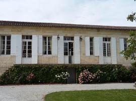 Domaine Madran, Saint-Louis-de-Montferrand