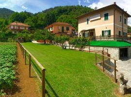 Locanda Da Marco, Pignone (Madonna del Trezzo yakınında)