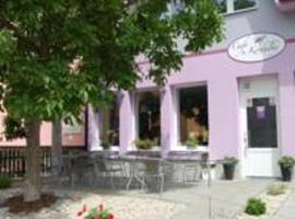 Apartmán Café u Kordulky, Ratíškovice (Milotice yakınında)