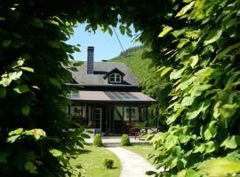 Gîte la Semois à Mouzaive, Vresse-sur-Semois (Mouzaive yakınında)