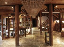 Songkouqi Inn, Yongtai (Shuikou yakınında)