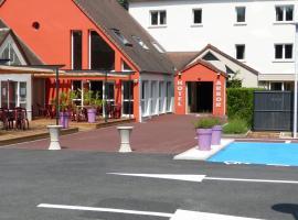 Hotel Arbor - Auberge de Mulsanne - Le Mans Sud, ミュルザンヌ