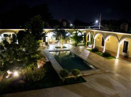 Hotel Hacienda Izamal