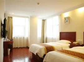 GreenTree Inn Liaoning Huludao Xingcheng Shoushan Express Hotel, Xingcheng
