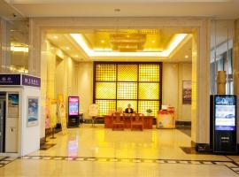 GreenTree Eastern Anhui Huainan Guangchang Road Hotel, Huainan (Caijiagang yakınında)