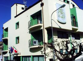 Hotel San Giorgio, San Giorgio Lucano (Nocara yakınında)