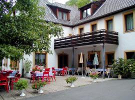 Hotel Pension Blüchersruh, Bad Berneck im Fichtelgebirge