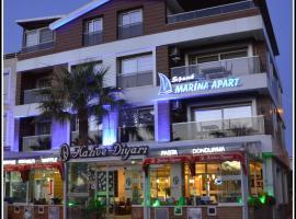Sigacik Marina Apart Hotel, Siğacık