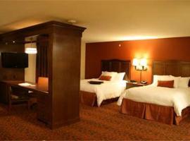 Hampton Inn Suites New Castle Pa