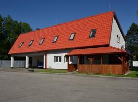 Školící středisko ABENA s ubytováním, Ostrava (Třebovice yakınında)