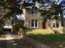 Lanark Residence, Edinburga