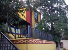 Hotel Rural Finca La Raya, Гуимар