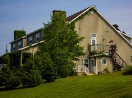 Chanterelle Inn & Cottages featuring Restaurant 100 KM, North River Bridge