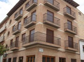 Hostal Aragon, Ejea de los Caballeros (Luna yakınında)