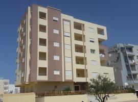 Ambar Apartment, Sousse (in de buurt van Hammam Sousse)
