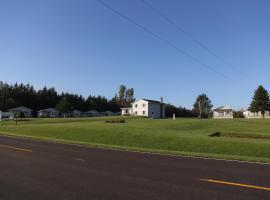 Meadowview Cottages, North Milton (Harrington yakınında)