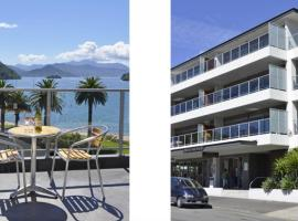 Luxury Seaview Waterfront Apartments