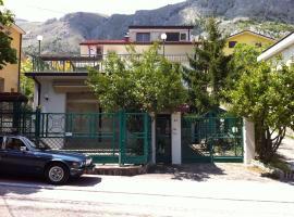 Villa Lina, Lama dei Peligni
