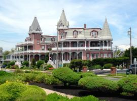 Angel of the Sea Bed and Breakfast, Cape May