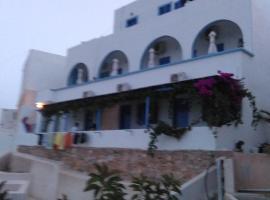 Antonia Rooms, Anafi