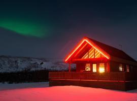 Gljúfurbústaðir Holiday Homes, Hveragerði