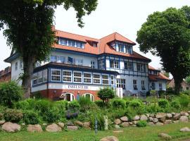 Ferienwohnung auf Hiddensee im Ort Kloster, Kloster (Vitte yakınında)