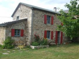 Cipriani, Saint-André-en-Vivarais (рядом с городом Saint-Julien-Molhesabate)