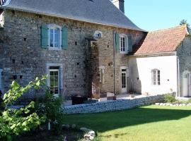 Le Buala Maison d'Hôtes, Antist (рядом с городом Loucrup)