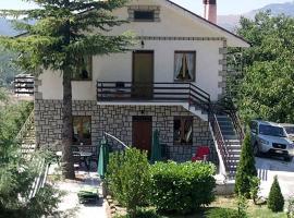 Macchielunghe, Agnone (Schiavi di Abruzzo yakınında)