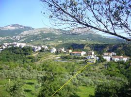 Holiday House Graziella, Castiglione a Casauria (Torre de' Passeri yakınında)