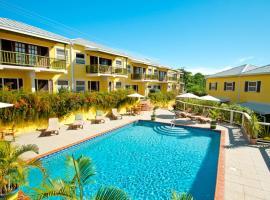 Grooms Beach Villa & Resort, Сент-Джорджс (рядом с городом Bamboo)