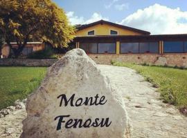 Agriturismo Monte Fenosu, Muros