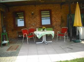 FeWo Neu Darchau, Neu Darchau (Bahnhof Leitstade yakınında)