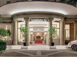 Hotel Europäischer Hof Heidelberg