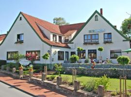 Hotel Pension Haus Stork, Holzhausen (Lübbecke yakınında)