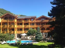Chalet Mounier, Les Deux Alpes