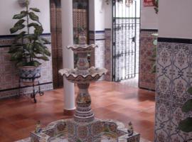 Hostal Toscano, San Juan del Puerto (Beas yakınında)