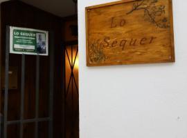 Lo Sequer, Granja de Escarpe (рядом с городом Miralsot de Arriba)