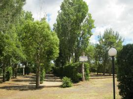 Camping Le Rebau, Монблан