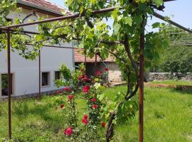 Guest House Art Eco Land, Ganchovets (Kereka yakınında)