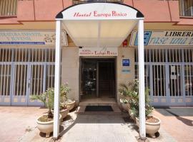 Hostal Residencia Europa Punico, Ibiza